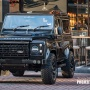 PROJECT 90U – A Personalised Defender 90 300tdi