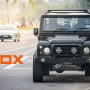 PROJECT 110X – Bespoke Land Rover Defender PUMA 110 Wagon
